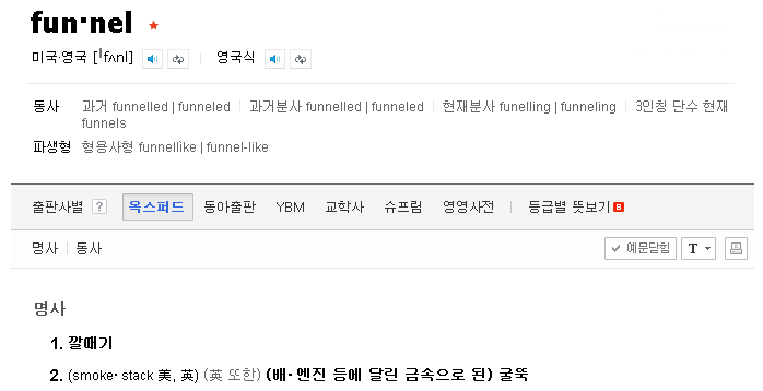 Conversion Funnel을 소개합니다.